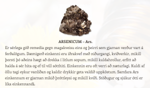 Arsenic-organon.is